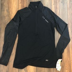 Under Armour Tops - ⭐️ Under Armour Semi-Fitted Heat Gear Pullover ⭐️